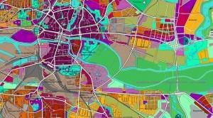 Местоположение участка (Изучение Генплана местности) 3