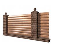 Как построить забор5