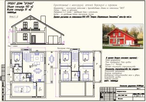 сколько стоит проект дома?