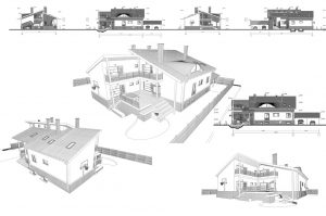 сколько стоит проект дома